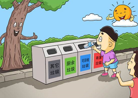 2020年江苏公务员考试申论热点:垃圾分类